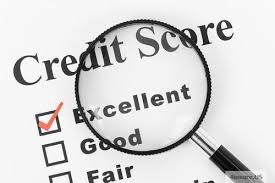 Clean Credit Report and Healthy Credit Scores