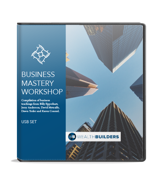 business workshop audio